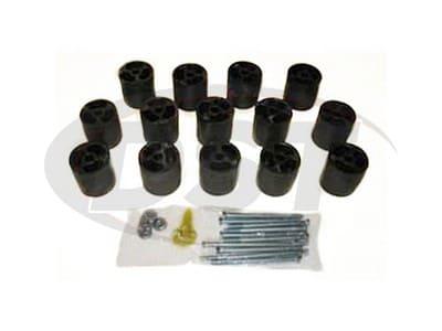 Performance Accessories Lift Kits for F-100, F-150, F-250, F-350