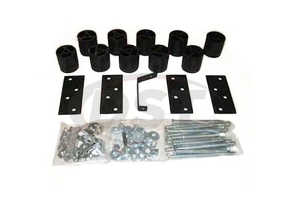 pa793 Body Lift Kit - 3 Inch Lift