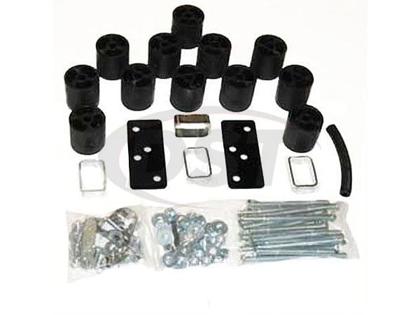 pa813 Body Lift Kit - 3 Inch Lift