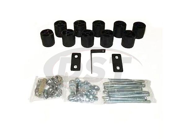 pa843 Body Lift Kit - 3 Inch Lift