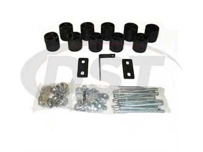 Performance Accessories Lift Kits for Bronco