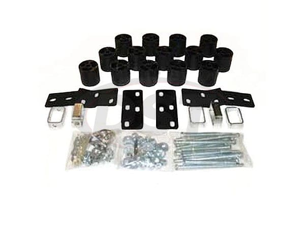 pa853 Body Lift Kit - 3 Inch Lift
