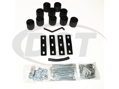 Performance Accessories Lift Kits for Expedition