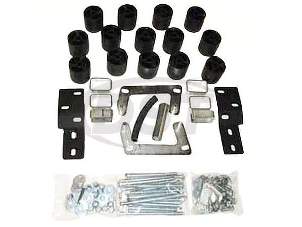 pa883 Body Lift Kit - 3 Inch Lift