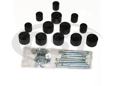 Performance Accessories Lift Kits for CJ5, Scrambler