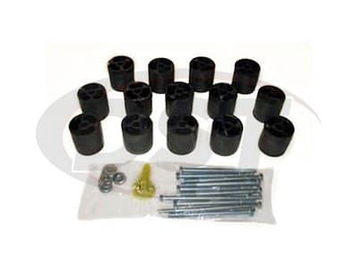Performance Accessories Lift Kits for Cherokee, J10, J20, Wagoneer