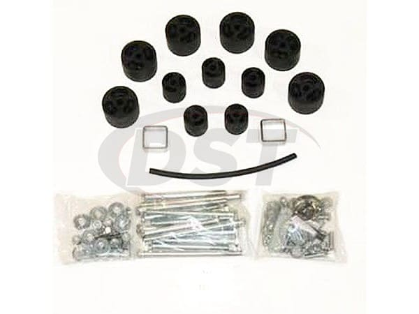 pa932 Body Lift Kit - 2 Inch Lift
