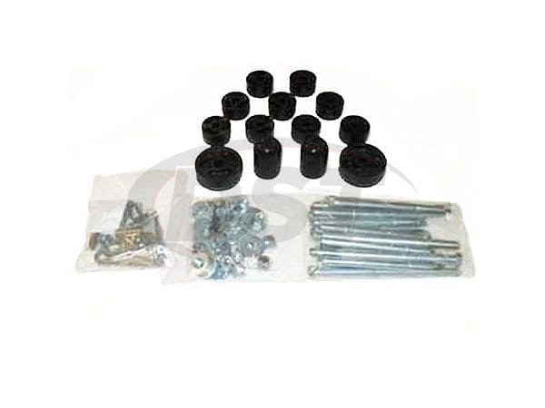 pa951 Body Lift Kit - 1 Inch Lift