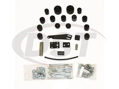 Performance Accessories Lift Kits for Wrangler
