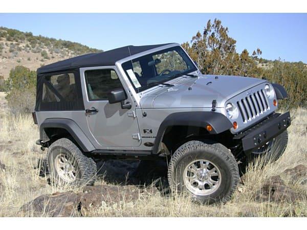 Jeep Wrangler JK 2008 Body Mount Bushings Kit - 1 Inch Lift