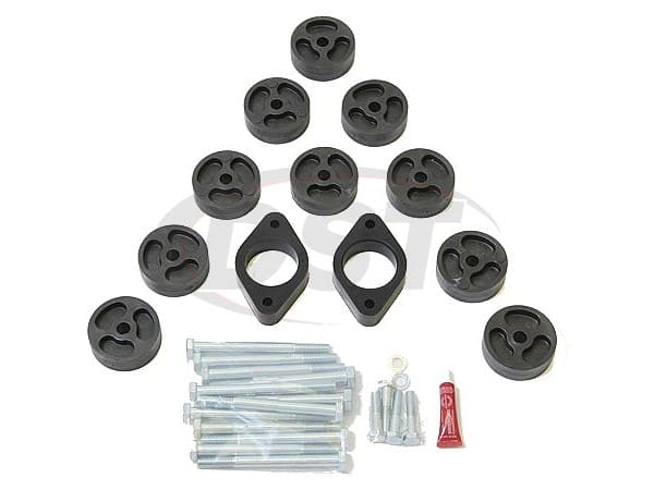 pa991 Body Lift Kit - 1 Inch Lift