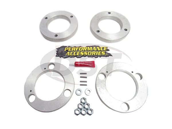Front Leveling Kit - 2 Inch - Gas Models Only