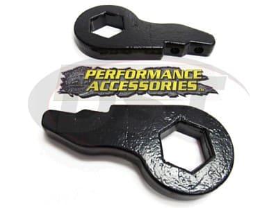 Performance Accessories Lift Kits for Escalade, Escalade ESV, Escalade EXT, Avalanche 1500, Avalanche 2500, K1500, K1500 Suburban, K2500, K2500 Suburban, Suburban 1500, Suburban 2500, Tahoe, Yukon, Yukon XL 1500, Yukon XL 2500