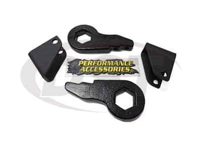 Performance Accessories Lift Kits for Silverado 2500 HD, Silverado 3500 HD, Sierra 2500 HD, Sierra 3500 HD