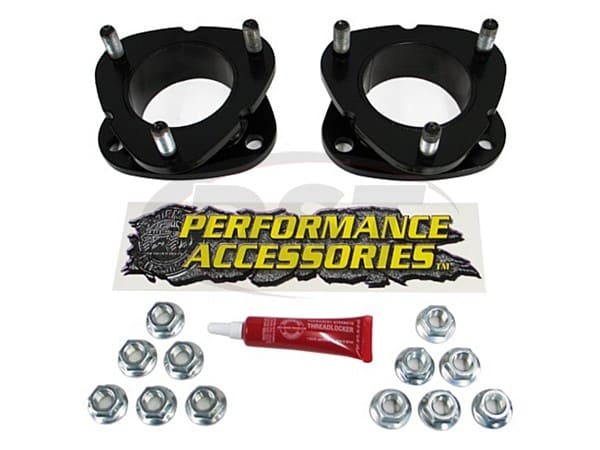 pacl227pa Front Leveling Kit - 2 Inch