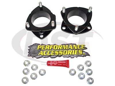 Performance Accessories Lift Kits for Ram 1500