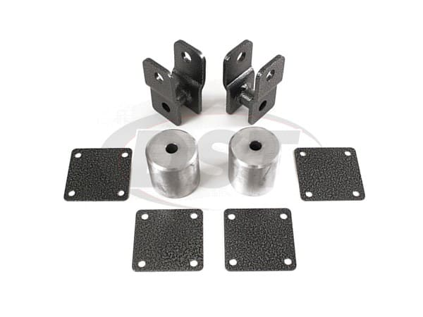 pafl222pa Front Leveling Kit - 2 Inch - 4wd - Gas and Diesel Models