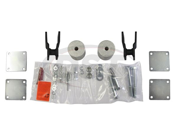 pafl223pa Front Leveling Kit - 2 Inch - 4wd - Gas and Diesel Models