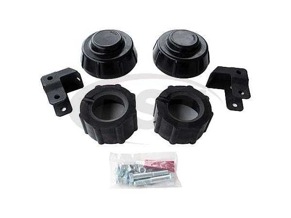 pajl244pa Lift Kit - 2 Inch - Front and Rear - Budget Lift