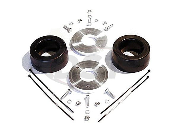 panl221pa Front Leveling Kit - 2 Inch - Gas Models Only