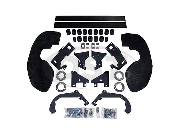 papls117 Lift Kit - 5 Inch - Gas Models Only