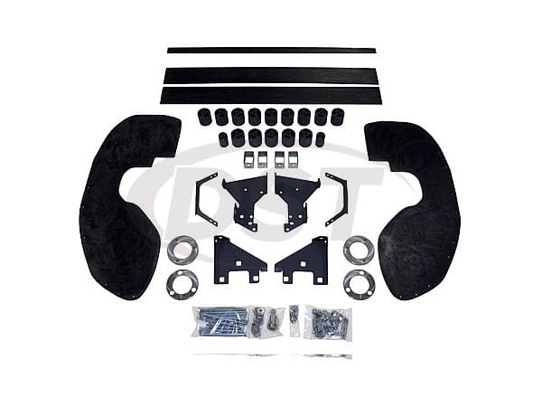 papls118 Lift Kit - 5 Inch - Gas Models Only