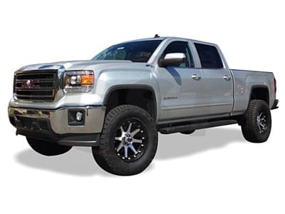 Performance Accessories Lift Kits for Sierra 1500