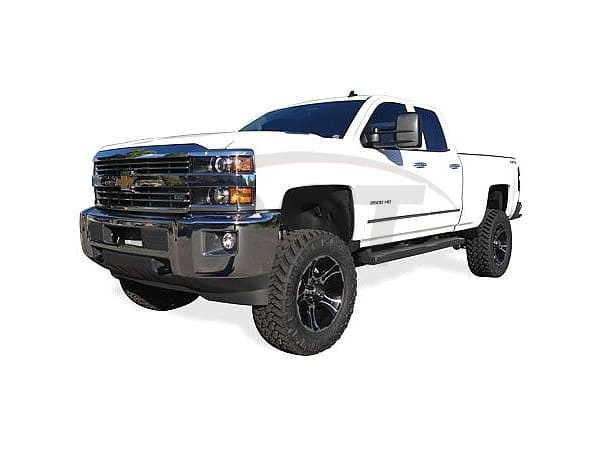 Lift Kit - 5.5 Inch - Diesel Models Only - HD