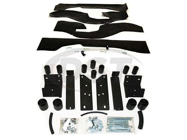 papls466 Lift Kit - 5 Inch - Gas Models - (All Cabs Without Hitch)