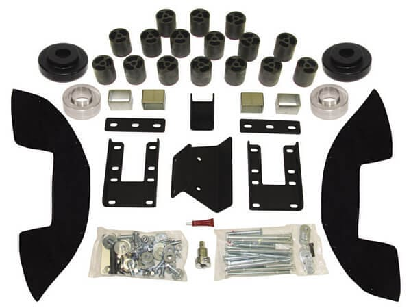 papls600 Lift Kit - 5 Inch - 4wd - Gas Models Only - (Non Air Ride)
