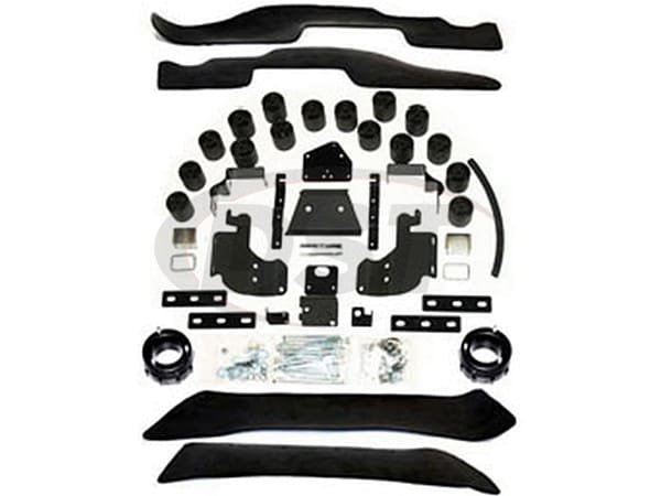 papls601 Lift Kit - 5 Inch - 4wd - Gas Models Only
