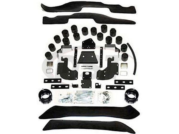 papls602 Lift Kit - 5 Inch - 2wd - Gas Models Only - (Non Air Ride)