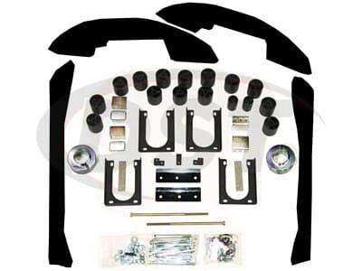 Performance Accessories Lift Kits for Dakota