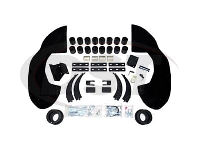 Performance Accessories Lift Kits for 3500