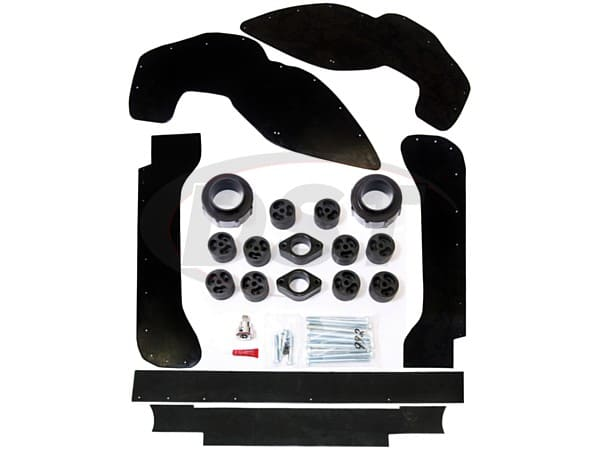papls990 Lift Kit - 4 Inch - JK/JKU - (Auto Transmission Only)