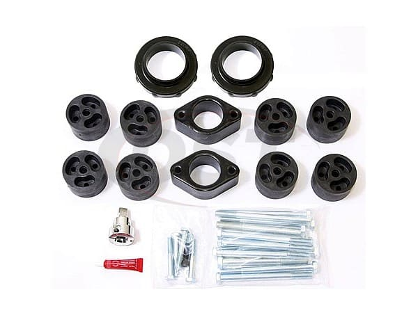 papls994 Lift Kit - 4 Inch Lift - Gas Models - JK/JKU - (Auto Transmission Only)