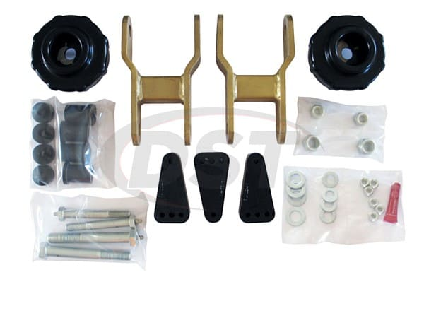 Lift Kit - 2 Inch - Front and Rear