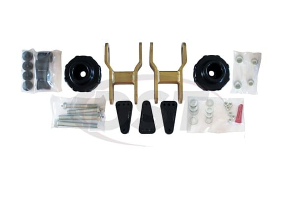 patl221pa Lift Kit - 2 Inch - Front and Rear