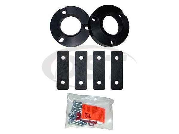patl224pa Leveling Kit - Gas Models - 2 inch - (6-Lug Only)