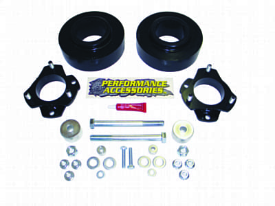 Performance Accessories Lift Kits for FJ Cruiser