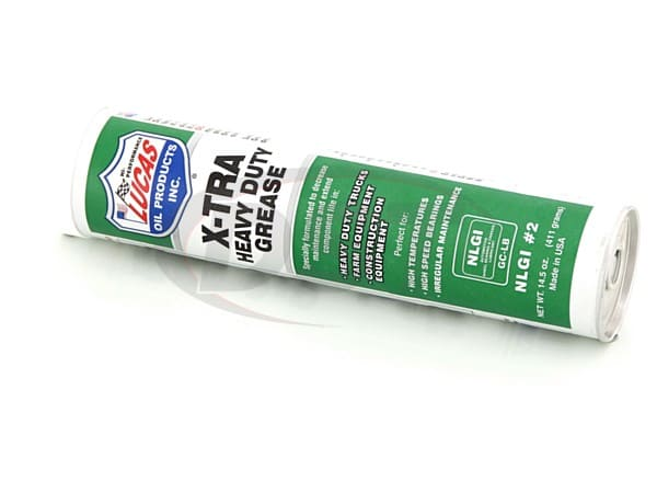 10301 Xtra Heavy Duty Grease - Tube for Standard Grease Gun