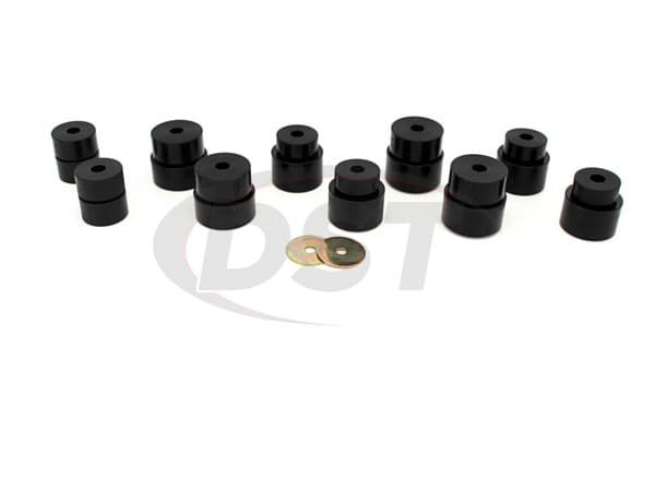 Ford Explorer 4WD 2003 Body Mount Bushings Kit - Ford Explorer Sport