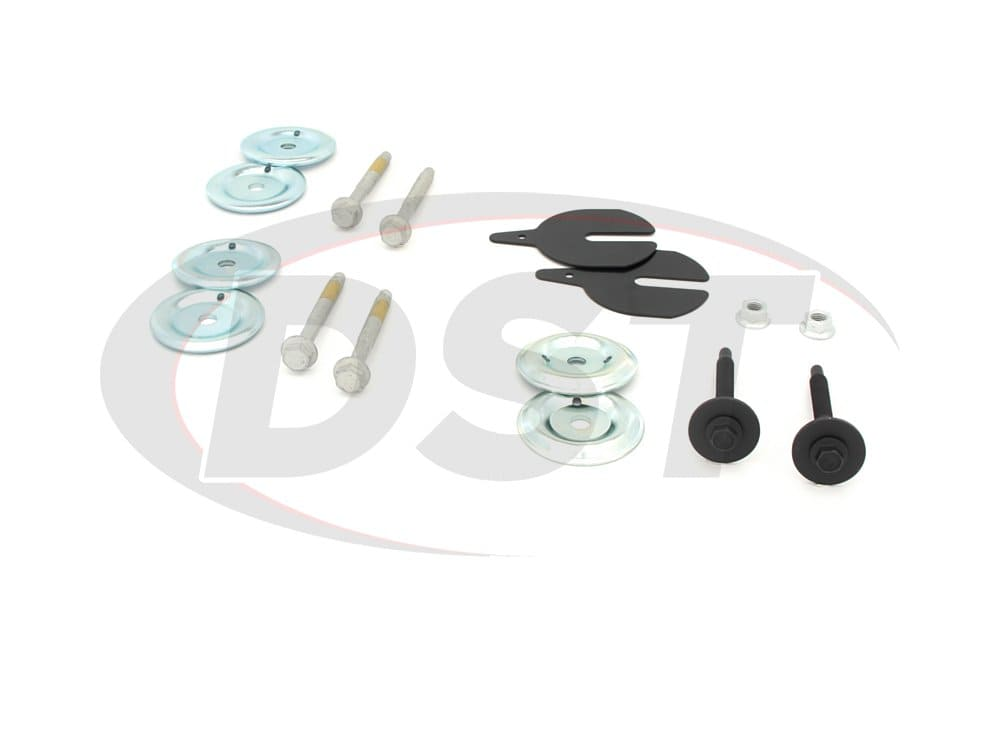 dhw012 Hardware Kit For Body Mount Bushings - 1988-1998 Chevy/GMC 1500-2500 - Standard Cab
