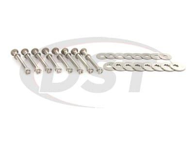 DST Body Bolts for C10, C10 Pickup, K10, C15, C15/C1500 Pickup, K15, K15/K1500 Pickup