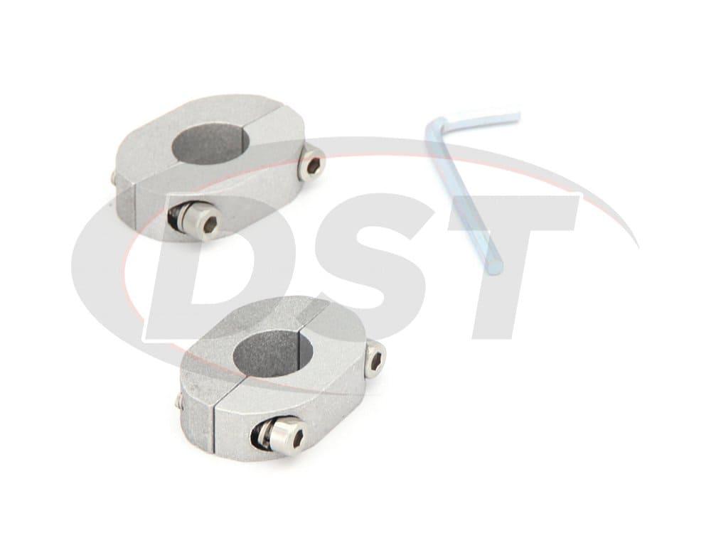 dll116-rear Rear Sway Bar Lateral Locks - 15-16mm