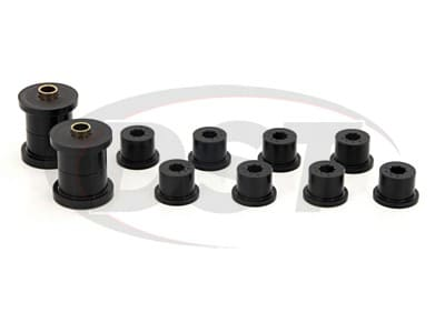 Energy Suspension Leaf Spring Bushings for Samurai