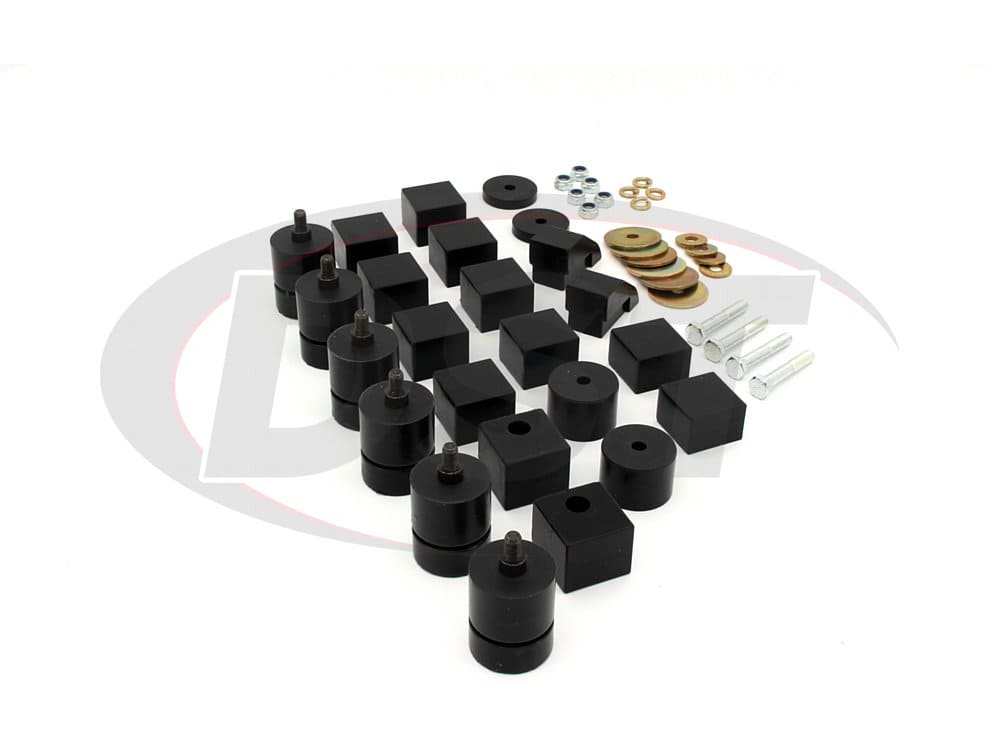 1.4102 Body Mount Bushings - 1 inch Lift