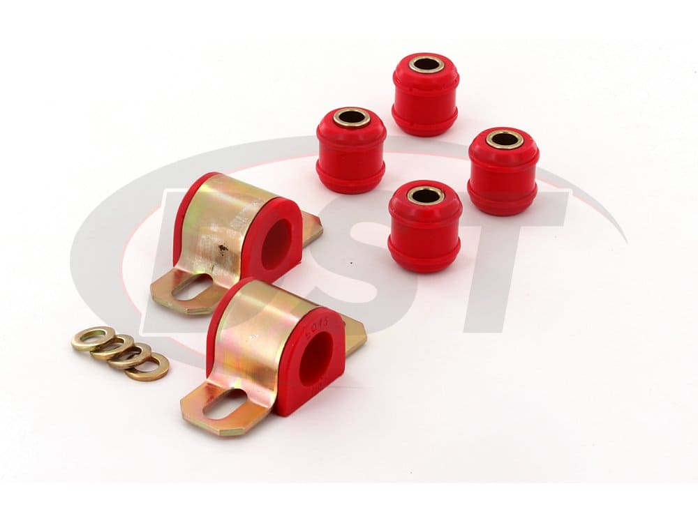 1.5101 Front Sway Bar Bushings - 22.22mm (0.875 Inch)