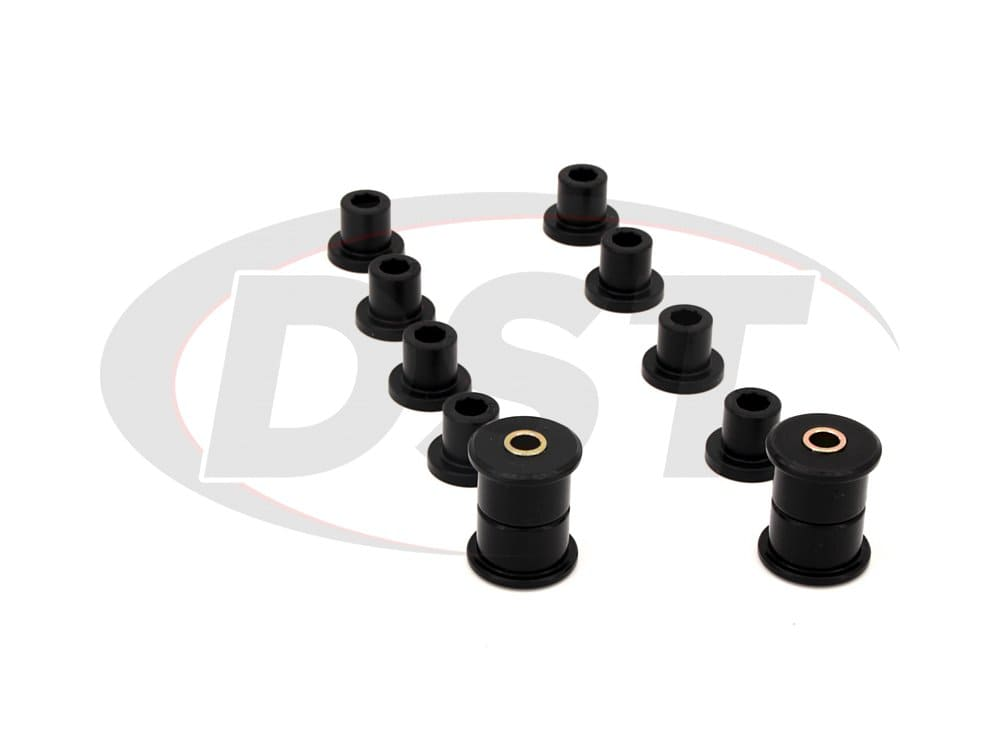 10.2101 Rear Leaf Spring Bushing Set