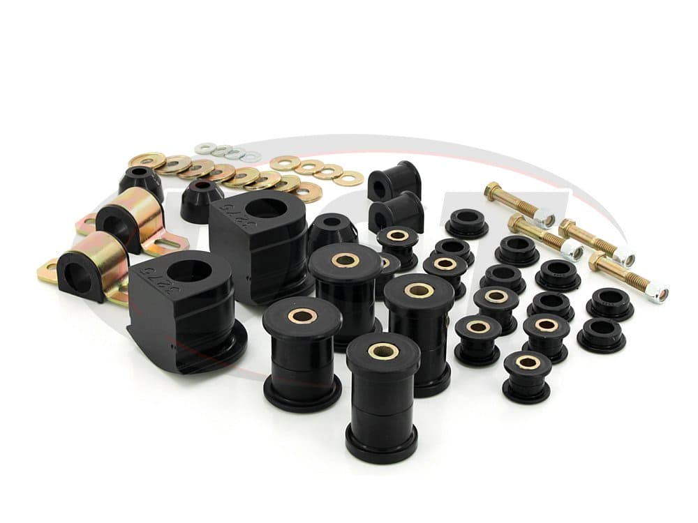 11.18101 Complete Suspension Bushing Kit - Mazda RX7 86-91